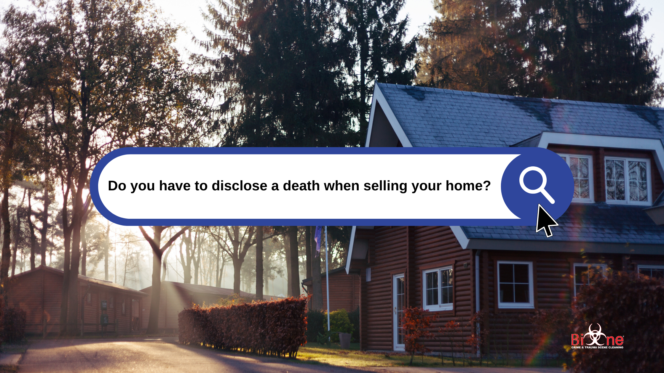 In Tennessee Do you Have to Disclose a Death When Selling Your Home?
